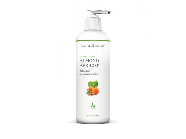 Крем для ног NSP (лосьон для ног) - Almond-Apricot
