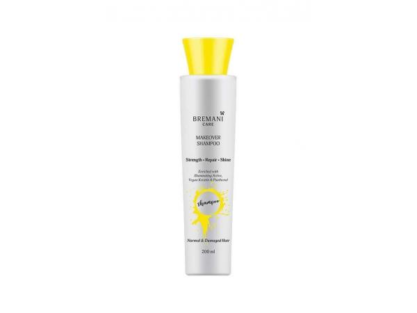 Шампунь «Перевоплощение волос. Сила, сияние и гладкость»|Makeover Shampoo