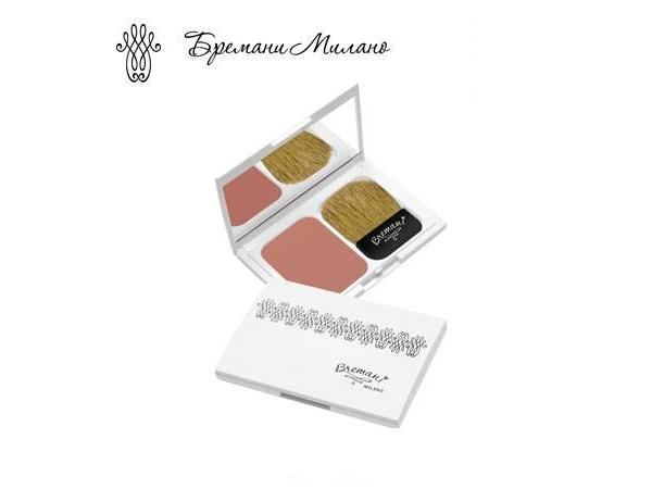 Компактные румяна для лица Персиковый джем   Compact Blusher «Peach Jam»