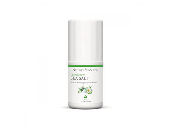 Антиперспирант/Дезодорант с морской солью и минералами (Sea Salt Roll-On Antiperspirant/Deodorant)