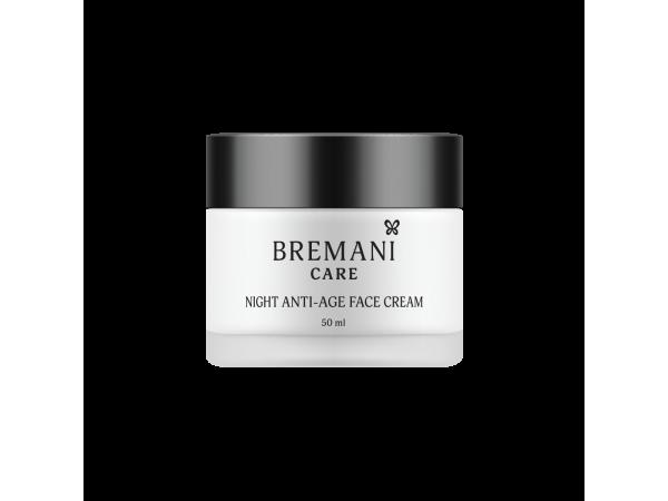 Интенсивный ночной антивозрастной крем для лица 40+ | Night Anti-age Face Cream 40+